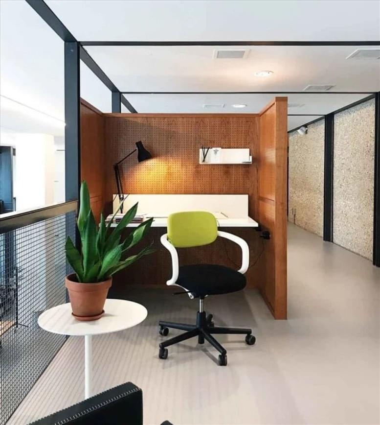 Downtown Greenstreet, 1201 Fannin Street Office for Rent in Houston
