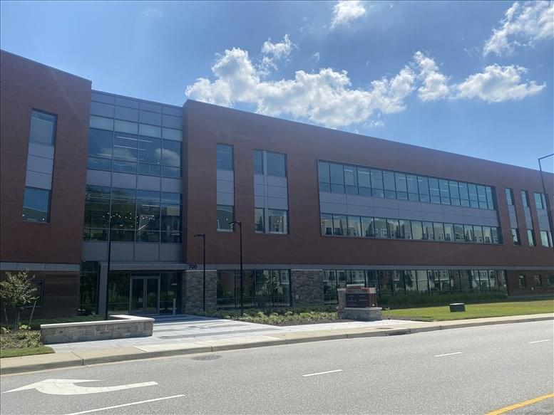 700 Tech Center Pkwy available for companies in Newport News