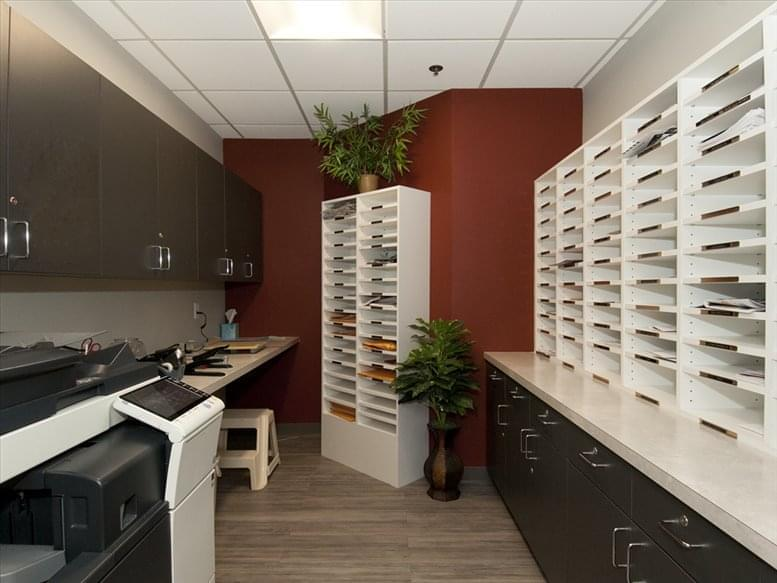 This is a photo of the office space available to rent on 2111 Wilson Boulevard, Suite 700
