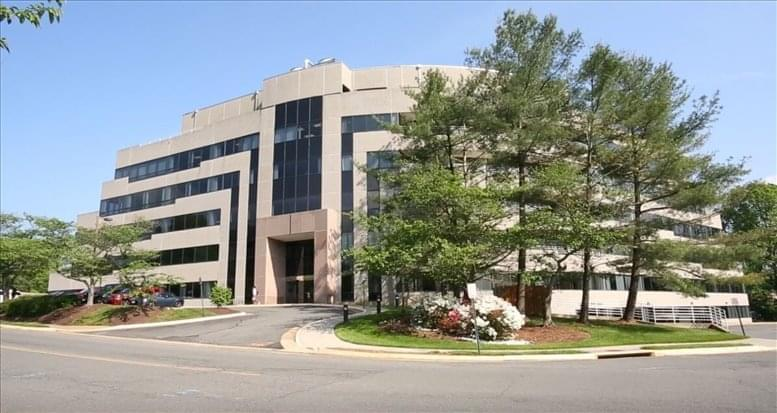 1800 Alexander Bell Dr available for companies in Reston