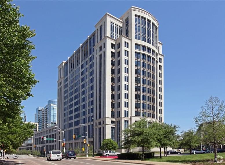 2101 Cedar Springs Rd, Dallas Office Space - Dallas