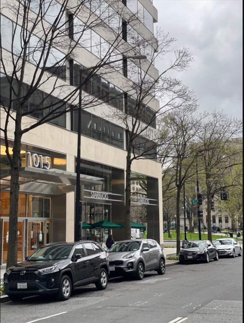 1015 15th Street NW, Washington DC Office Space - Washington DC