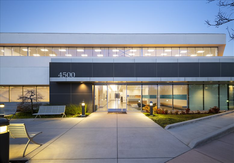 4500 Great America Parkway available for companies in Santa Clara