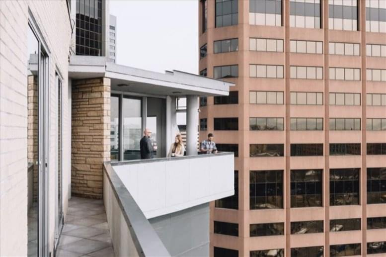 110 16th Street Mall available for companies in Denver