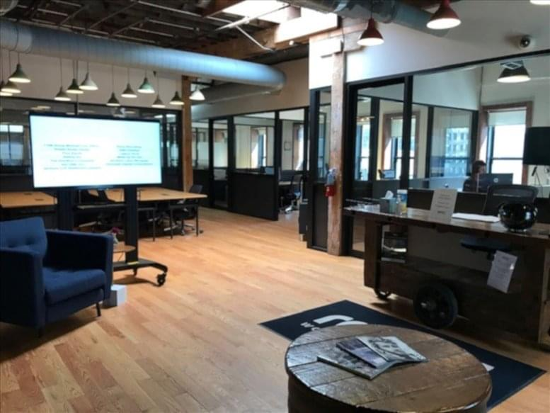 444 N. Wabash Ave. available for companies in River North