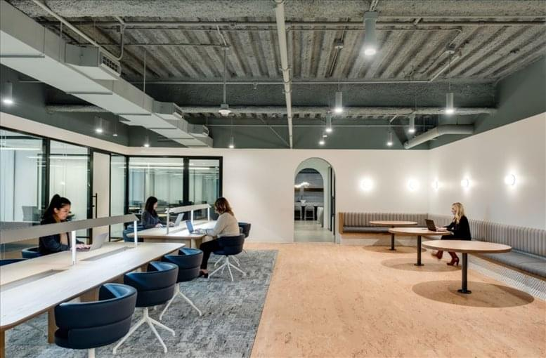 915 Wilshire Blvd Office Space - Los Angeles