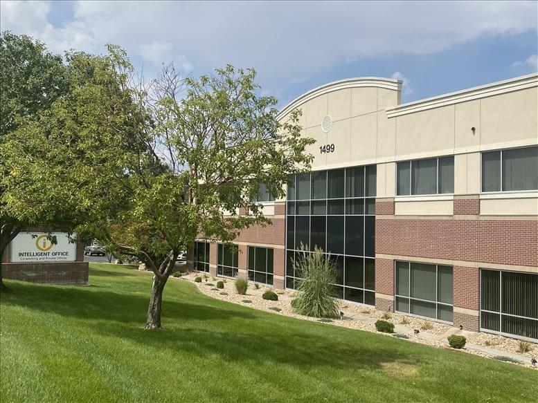 1499 West 120th Ave, Suite 110, Westminster, CO Office Space - Broomfield