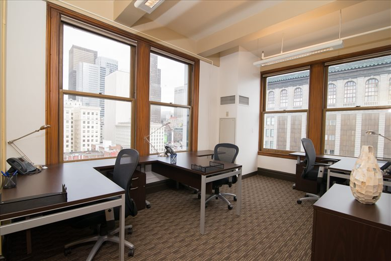 Office for Rent on 506 Second Avenue Suite 1400 Seattle
