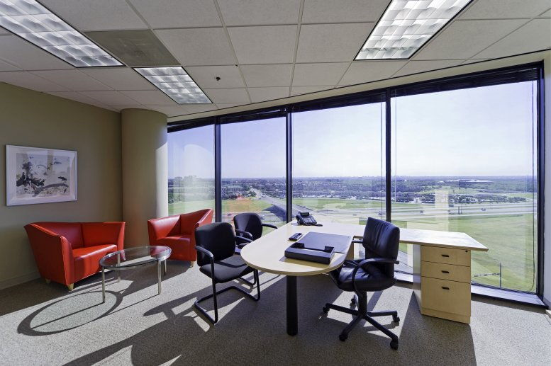 MacArthur Center II, 5605 N MacArthur Blvd, 10th & 11th Fl, Las Colinas Office for Rent in Irving