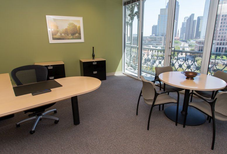 100 Crescent Court, Turtle Creek Office for Rent in Dallas