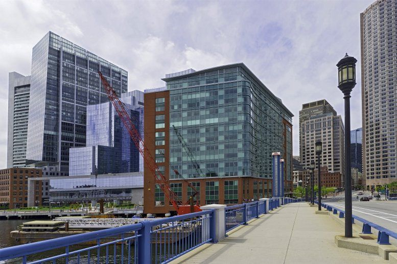 Independence Wharf, 470 Atlantic Ave Office Space - Boston