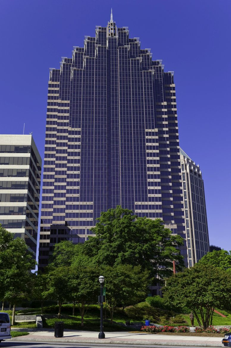 Promenade available for companies in Midtown Atlanta