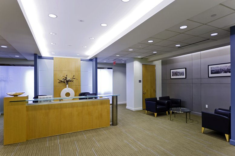 Promenade, 1230 Peachtree St NE Office Images