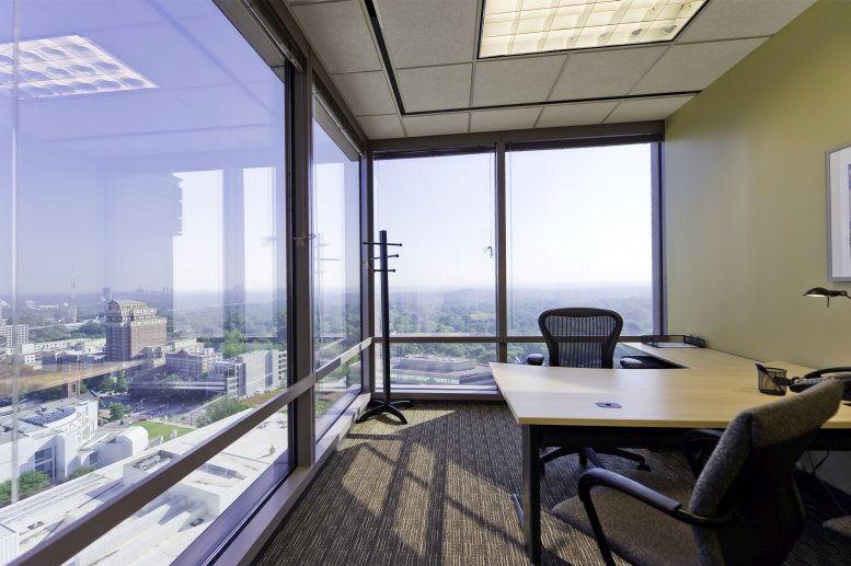 Promenade, 1230 Peachtree St NE Office for Rent in Atlanta