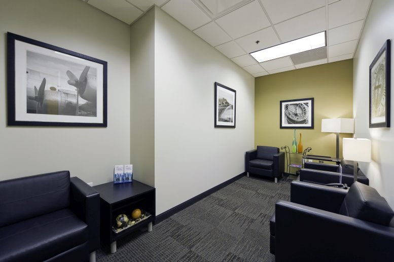 This is a photo of the office space available to rent on Perimeter Summit, 2002 Summit Blvd NE