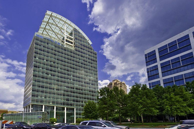 The Pinnacle available for companies in Buckhead
