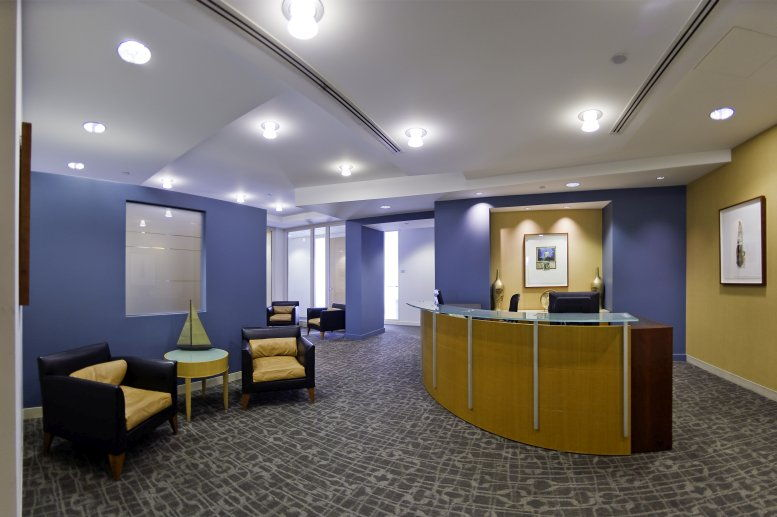Photo of Office Space on The Pinnacle, 3455 Peachtree Road NE, Buckhead Atlanta
