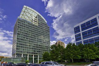 Photo of Office Space on The Pinnacle,3455 Peachtree Road NE, Buckhead Buckhead