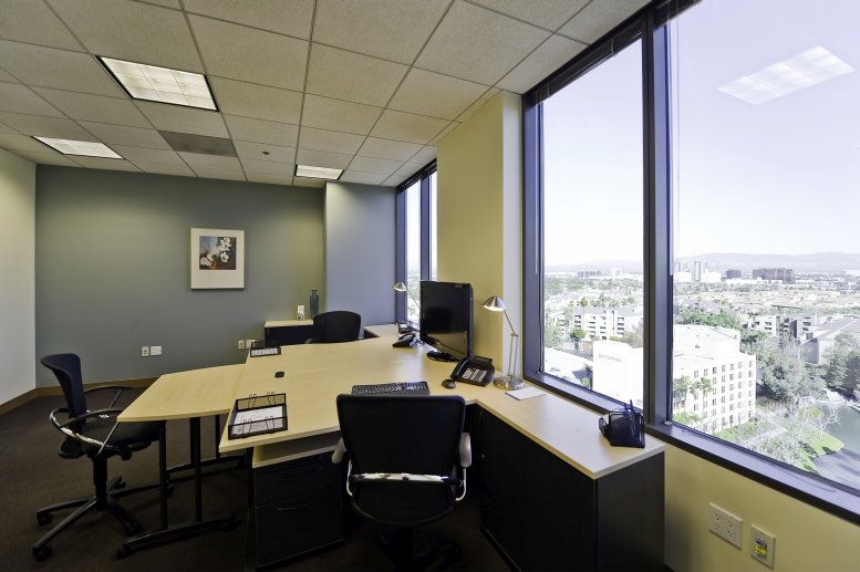 600 Anton Boulevard, Plaza Tower I, Suite 1100/1200 Office for Rent in Costa Mesa