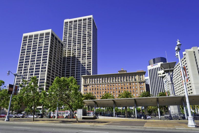 1 Market Street available for companies in San Francisco