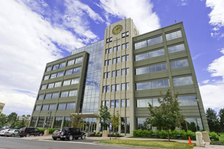8400 East Crescent Parkway, Denver Tech Centre Office Space - Greenwood Village