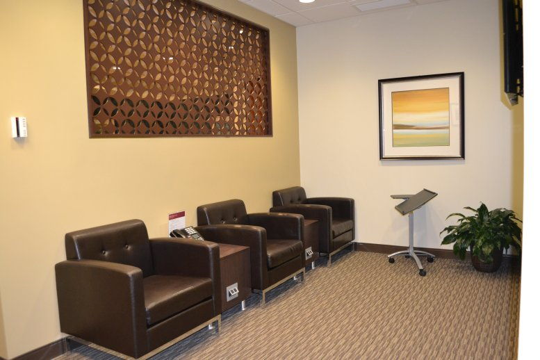 Photo of Office Space available to rent on 4 Research Drive, Reservoir Corporate Center, Suite 402, Shelton
