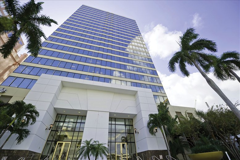110 E Broward Blvd, 17th Fl, Downtown Office Space - Fort Lauderdale
