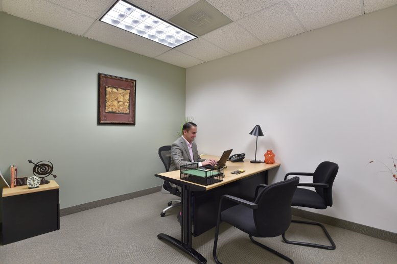 Picture of Three Parkwood Crossing, 450 E 96th St Office Space available in Indianapolis