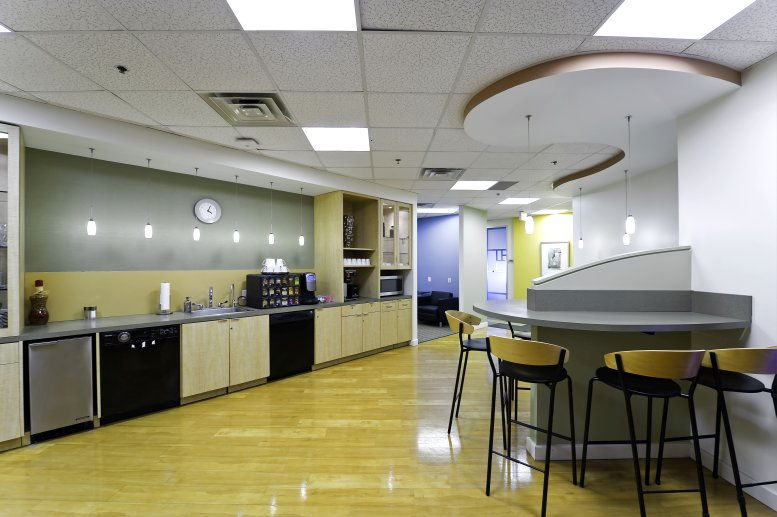 This is a photo of the office space available to rent on Three Parkwood Crossing, 450 E 96th St