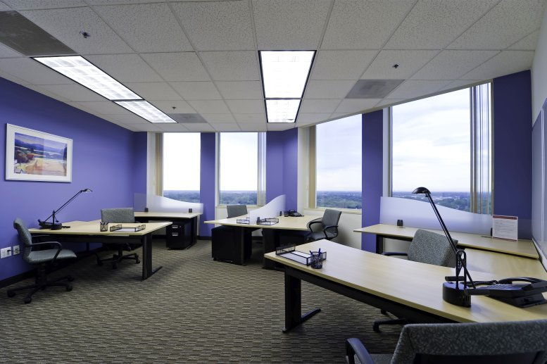 Columbia Center, 14th Fl, 101 W Big Beaver Rd Office for Rent in Troy