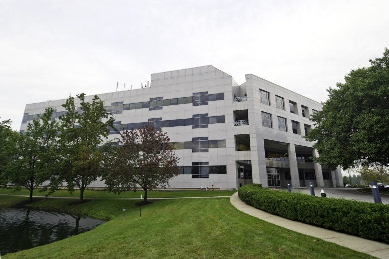 100 Overlook Center available for companies in Princeton