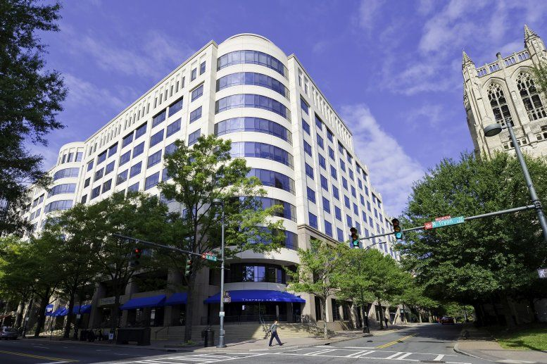 Transamerica Square, 401 N Tryon St, Uptown Office Space - Charlotte