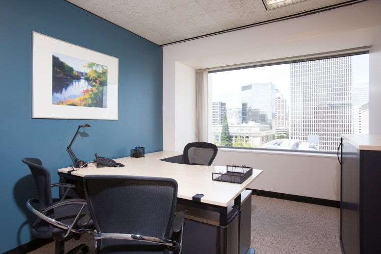 World Trade Center, 121 SW Salmon St, Downtown Portland Office for Rent in Portland
