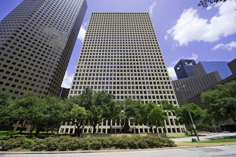 Two Allen Center, 1200 Smith St Office Space - Houston