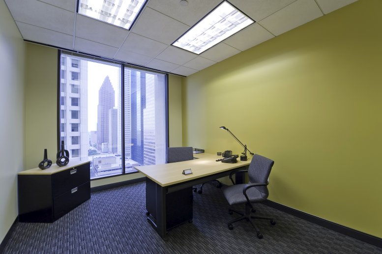 Two Allen Center, 1200 Smith St Office for Rent in Houston