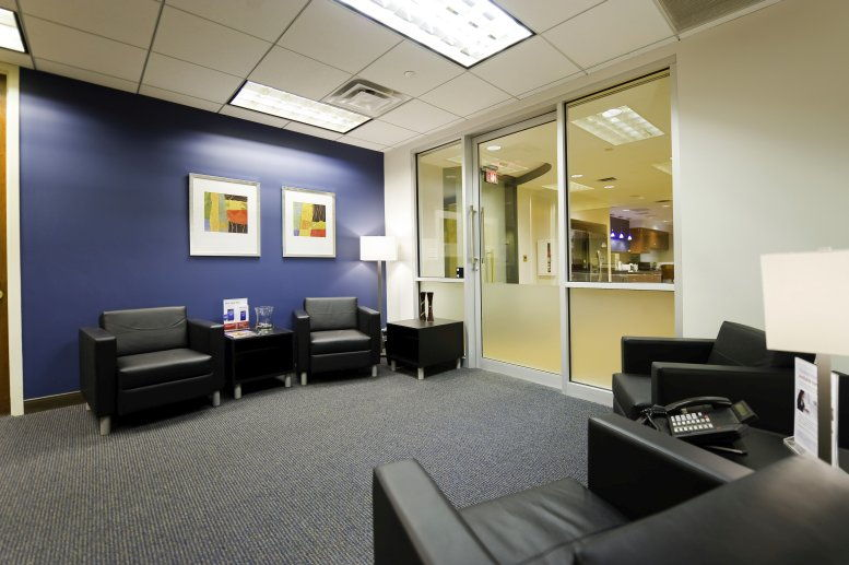 This is a photo of the office space available to rent on One Freedom Square, 11951 Freedom Dr