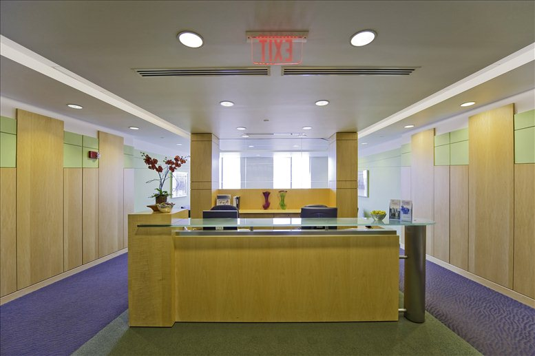 Photo of Office Space on 1600 Tysons Boulevard, Tysons Corner, Suite 800, Tysons Galleria McLean