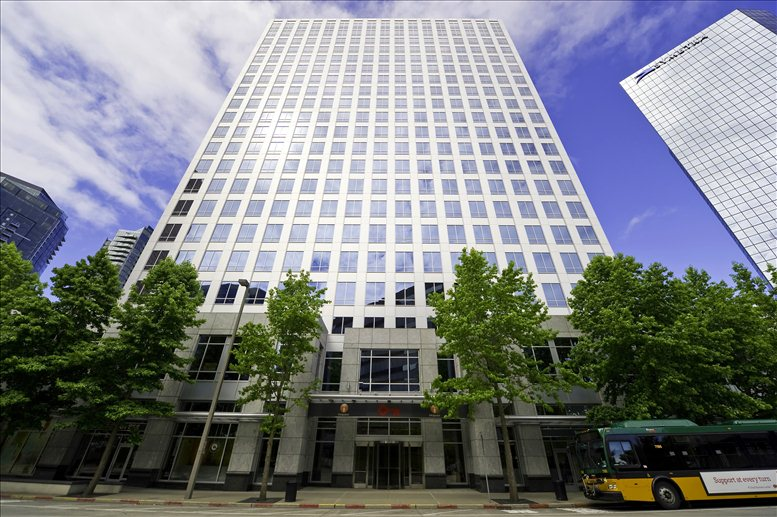 Key Center, 601 108th Ave NE Office Space - Bellevue