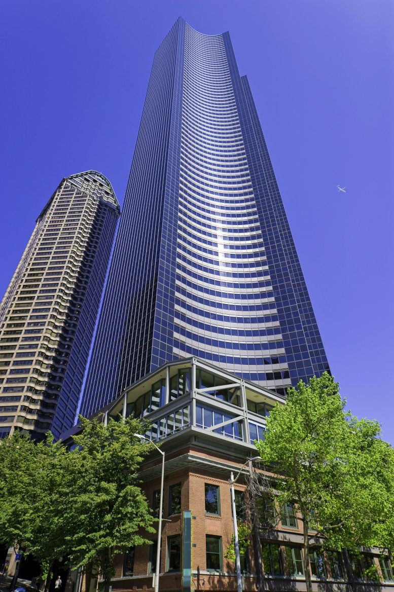 Columbia Center, 701 5th Ave Office Space - Seattle