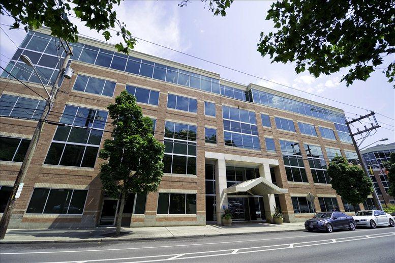 1100 Dexter Ave N, Westlake, Lake Union Office Space - Seattle