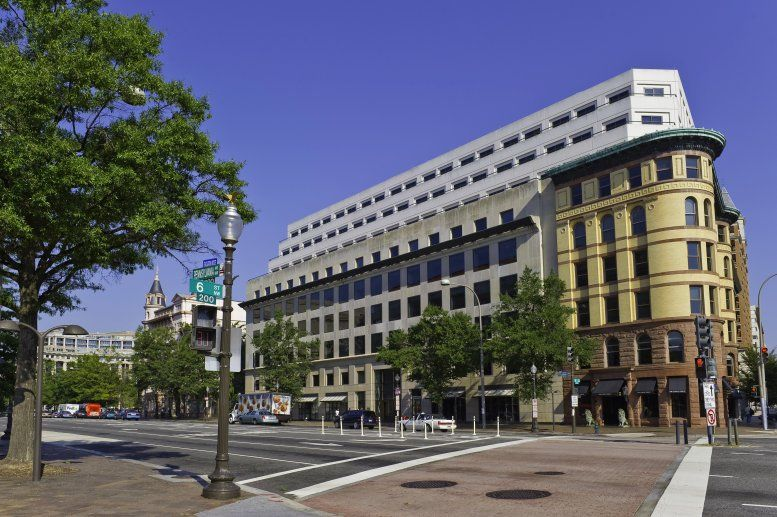 601 Pennsylvania Avenue Northwest Office Space - Washington DC