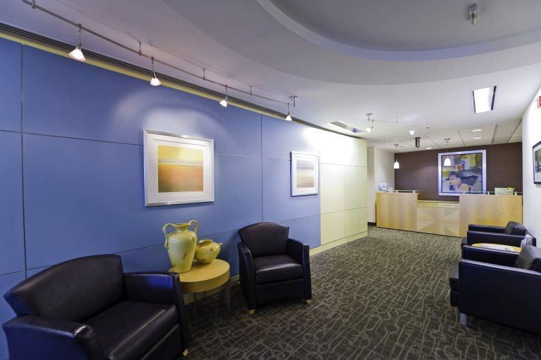 Photo of Office Space on 601 Pennsylvania Avenue North West, Suite 900, South Building Washington DC
