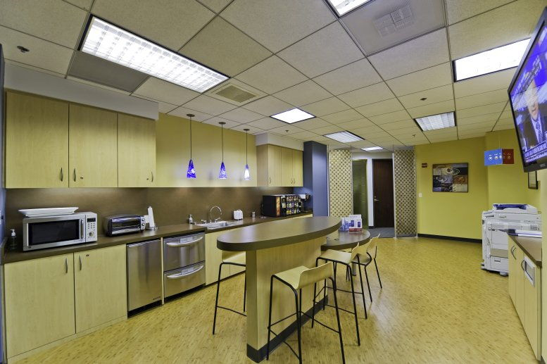 This is a photo of the office space available to rent on 1200 G Street Northwest, Penn Quarter
