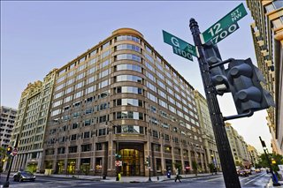 Photo of Office Space on 1200 G Street, North West,Suite 800, G Street Center Washington DC