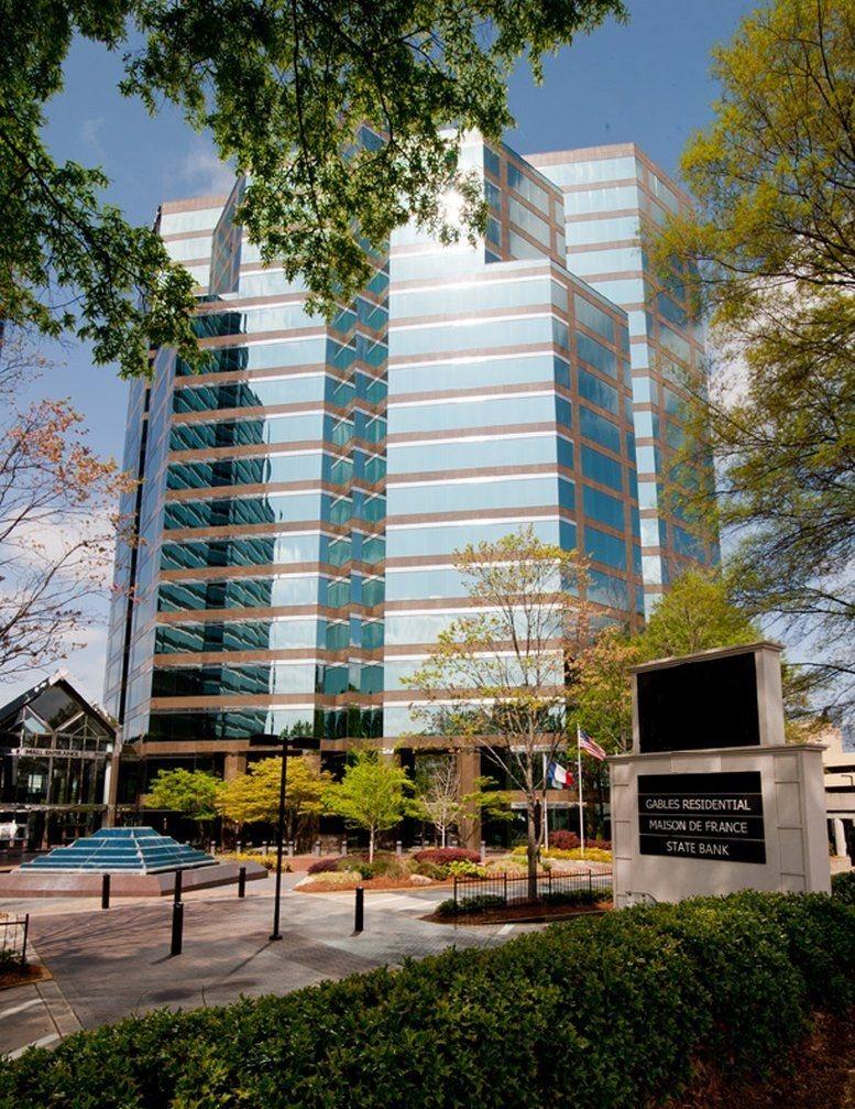 Buckhead Tower @ Lenox Square, 3399 Peachtree Road NE Office Space - Atlanta
