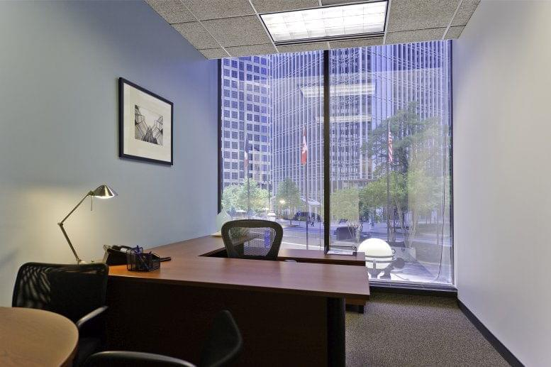 400 Colony Square, 1201 Peachtree St NE, Midtown Office for Rent in Atlanta