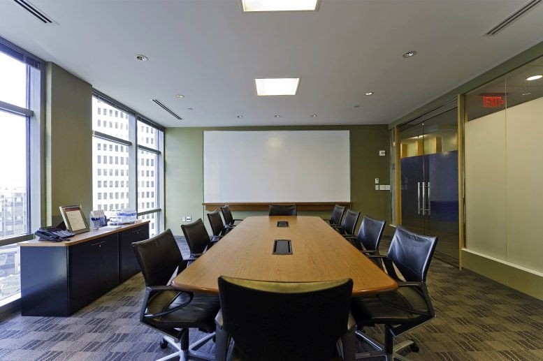 Picture of The Proscenium, 1170 Peachtree Street NE, 12th Fl Office Space available in Atlanta