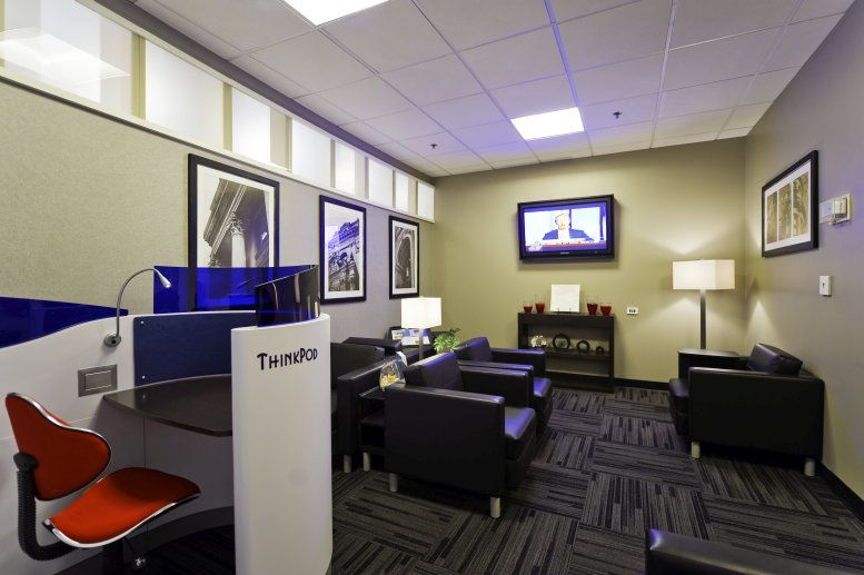This is a photo of the office space available to rent on The Proscenium, 1170 Peachtree Street NE, 12th Fl