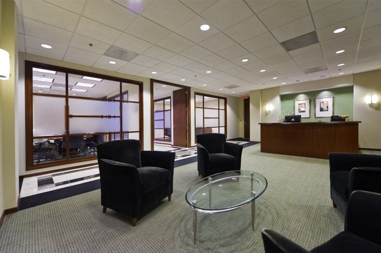 Photo of Office Space on Northpark 600 Tower, Northpark Town Center, 1200 Abernathy Rd NE, Sandy Springs Atlanta