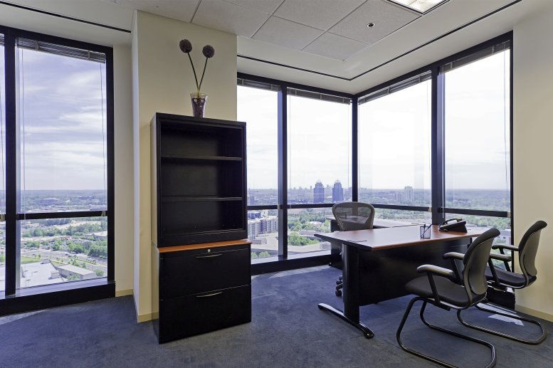 Northpark 600 Tower, Northpark Town Center, 1200 Abernathy Rd NE, Sandy Springs Office for Rent in Atlanta